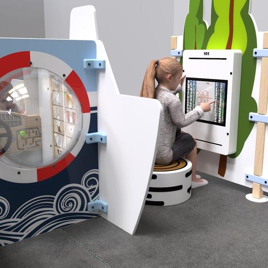 This image shows playhouse arctic m