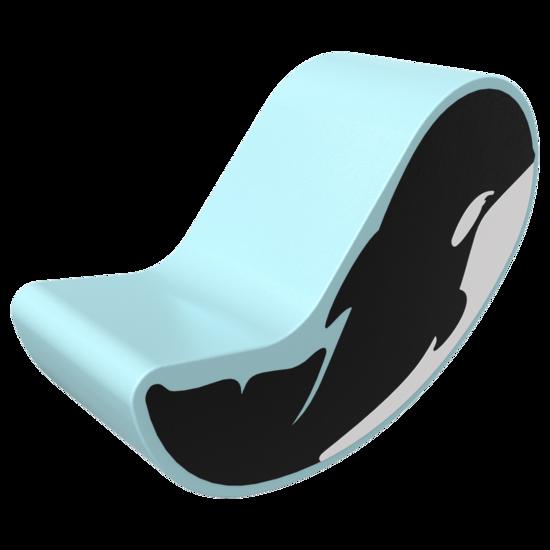 De Softplay Olly is een handgemaakt zacht zitmeubel voor uw kinderhoek